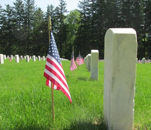 Bath VA and National Cemetery